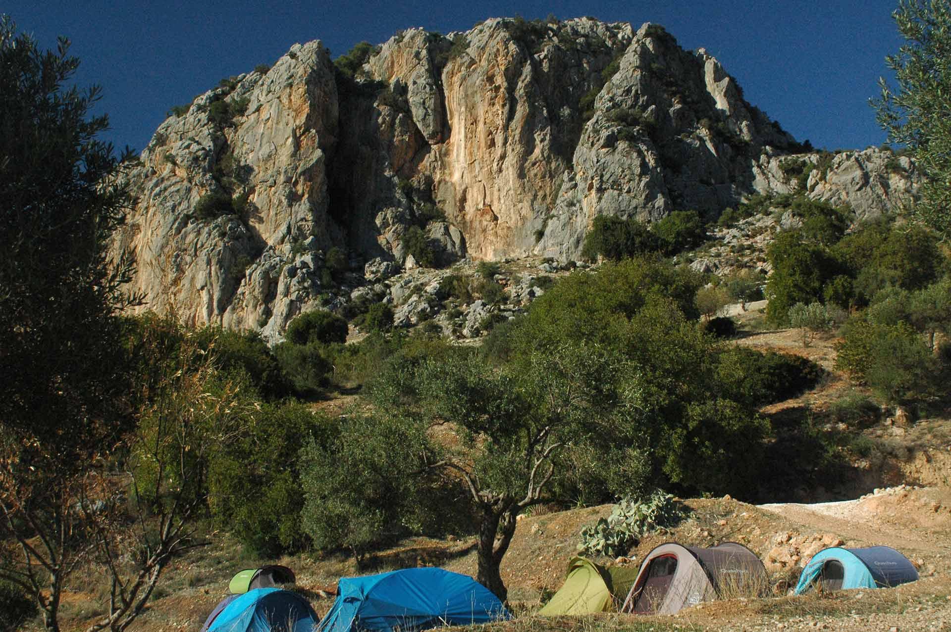 El Chorro accommodation in el chorro spain Olive Branch El Chorro malaga spain