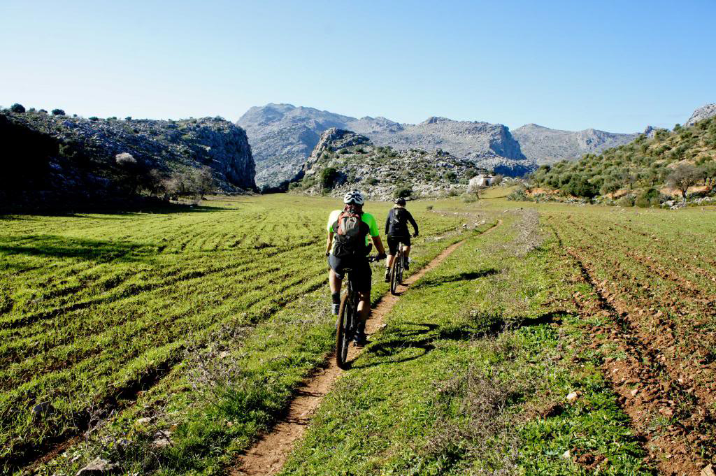 Best mountain biking Routes